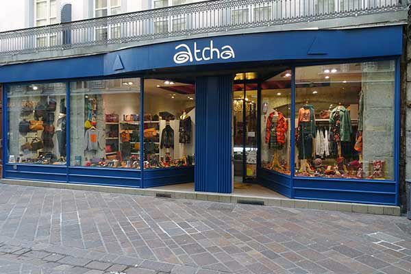 Atcha boutique mode Grenoble